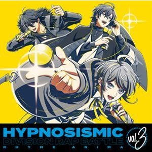 ヒプノシスマイク-Division Rap Battle- Rhyme Anima 3(完全生産限定盤) [Blu-ray]|starclub