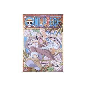 ONE PIECE ワンピース セカンドシーズン・グランドライン突入篇 piece.4 [DVD]|starclub