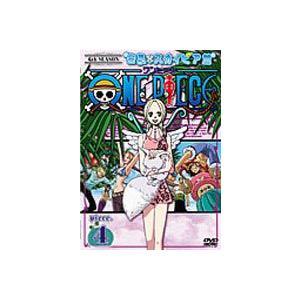 ONE PIECE ワンピース シックススシーズン 空島・スカイピア篇 piece.4 [DVD]|starclub