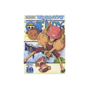 ONE PIECE ワンピース シックススシーズン 空島・スカイピア篇 piece.10 [DVD]|starclub