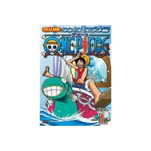 ONE PIECE ワンピース エイトスシーズン ウォーターセブン篇 piece.1 [DVD]|starclub