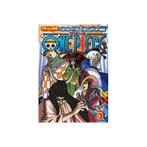 ONE PIECE ワンピース エイトスシーズン ウォーターセブン篇 piece.5 [DVD]|starclub