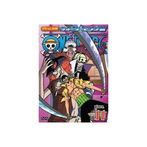 ONE PIECE ワンピース エイトスシーズン ウォーターセブン篇 piece.11 [DVD]|starclub