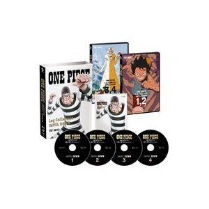 """ONE PIECE Log Collection """"IMPEL DOWN"""" [DVD]