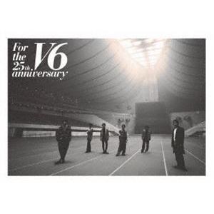 V6/For the 25th anniversary(通常盤) [DVD]|starclub