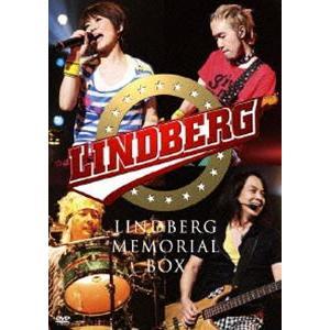 LINDBERG MEMORIAL BOX(5000セット限定版/3DVD+2CD) [DVD] starclub