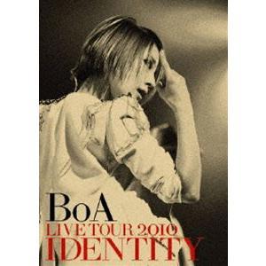 BoA LIVE TOUR 2010 IDENTITY [DVD] starclub