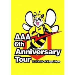 AAA 6th Anniversary Tour 2011.9.28 at Zepp Tokyo [DVD] starclub