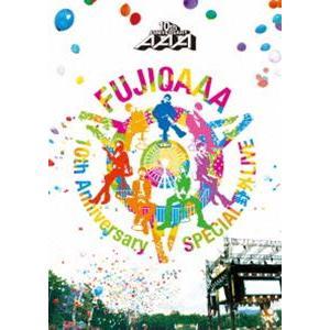 AAA 10th Anniversary SPECIAL 野外LIVE in 富士急ハイランド(通常盤) [DVD]|starclub