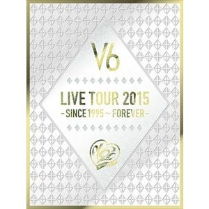 V6/LIVE TOUR 2015 -SINCE 1995〜FOREVER-(初回生産限定A) [DVD]|starclub