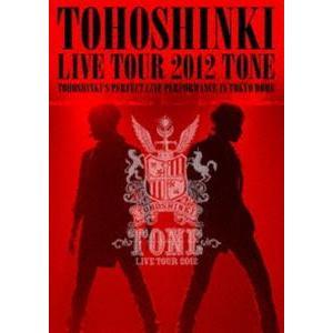 東方神起/東方神起 LIVE TOUR 2012 〜TONE〜(通常仕様) [DVD]|starclub