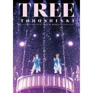 東方神起 LIVE TOUR 2014 TREE(初回生産限定盤) [DVD]|starclub