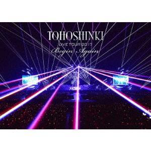 東方神起 LIVE TOUR 2017 〜Begin Again〜(通常盤) [DVD]|starclub