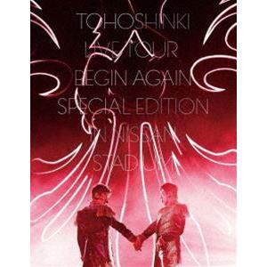東方神起 LIVE TOUR 〜Begin Again〜 Special Edition in NISSAN STADIUM(初回生産限定盤) [DVD]|starclub