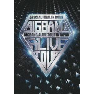 BIGBANG/BIGBANG ALIVE TOUR 2012 IN JAPAN SPECIAL FINALIN DOME -TOKYO DOME 2012.12.05-(通常盤) [DVD]|starclub