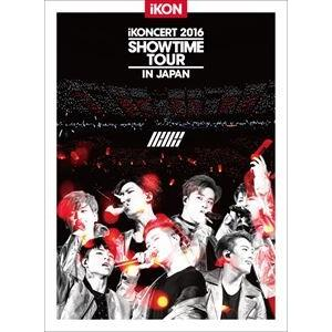 iKONCERT 2016 SHOWTIME TOUR IN JAPAN(通常版) [DVD]|starclub