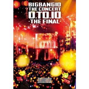 BIGBANG10 THE CONCERT:0.TO.10 -THE FINAL-(通常盤) [DVD]|starclub