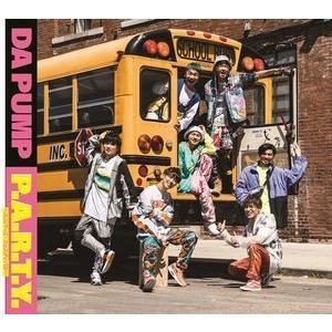 DA PUMP / P.A.R.T.Y. 〜ユニバース・フェスティバル〜(初回生産限定盤/CD+DVD) [CD] starclub