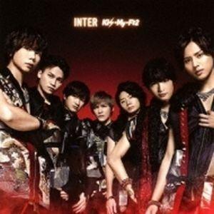Kis-My-Ft2/INTER(Tonight/君のいる世界/SEVEN WISHES)(初回生産限定盤A/CD+DVD)(CD)