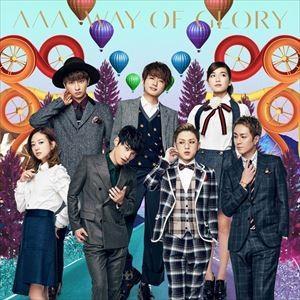 AAA / WAY OF GLORY(通常盤/CD(スマプラ対応)) [CD] starclub