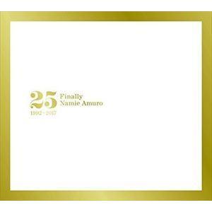 安室奈美恵 / Finally(3CD(スマプラ対応)) [CD]|starclub