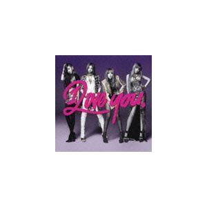 2NE1/アイラブユー(CD)