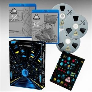 松本零士画業60周年記念 銀河鉄道999 テレビシリーズBlu-ray BOX-1 [Blu-ray]|starclub