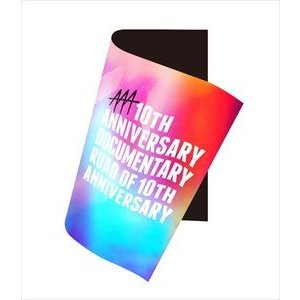AAA 10thANNIVERSARY Documentary 〜Road of 10th ANNIVERSARY〜(通常盤)(Blu-ray)