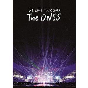 V6/LIVE TOUR 2017 The ONES(通常盤) [Blu-ray]|starclub