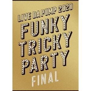 LIVE DA PUMP 2020 Funky Tricky Party FINAL at さいたまスーパーアリーナ(初回生産限定盤) [Blu-ray]|starclub