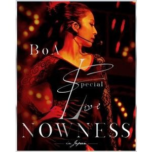 BoA Special Live NOWNESS in JAPAN [Blu-ray]|starclub