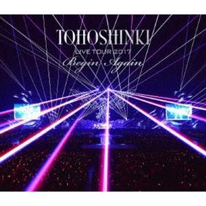 東方神起 LIVE TOUR 2017 〜Begin Again〜(通常盤) [Blu-ray]|starclub
