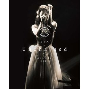 BoA THE LIVE 2018 〜Unchained〜 [Blu-ray]|starclub