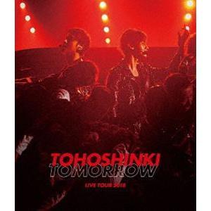 東方神起 LIVE TOUR 2018 〜TOMORROW〜(通常盤) [Blu-ray]|starclub
