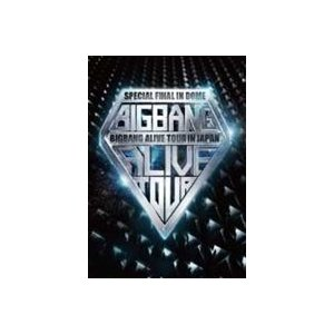BIGBANG/BIGBANG ALIVE TOUR 2012 IN JAPAN SPECIAL FINALIN DOME -TOKYO DOME 2012.12.05-(通常盤) [Blu-ray]|starclub