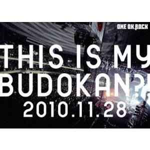 ONE OK ROCK/LIVE DVD THIS IS MY BUDOKAN?! 2010.11.28 [DVD]|starclub