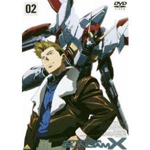 機動新世紀ガンダムX 02 [DVD]|starclub