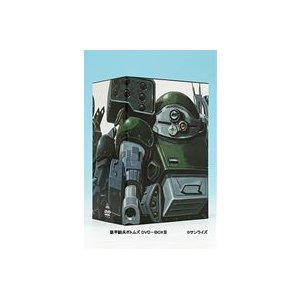 装甲騎兵ボトムズ DVD-BOX III(DVD)