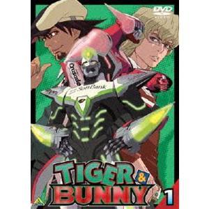 TIGER & BUNNY 1 [DVD]|starclub