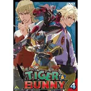 TIGER & BUNNY 4 [DVD]|starclub