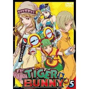TIGER & BUNNY 5 [DVD]|starclub