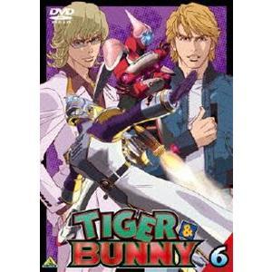 TIGER & BUNNY 6 [DVD]|starclub