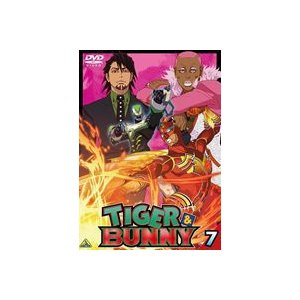 TIGER & BUNNY 7 [DVD]|starclub