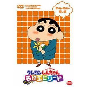 TVアニメ20周年記念 クレヨンしんちゃん みんなで選ぶ名作エピソード きゅんきゅん癒し編 [DVD]|starclub