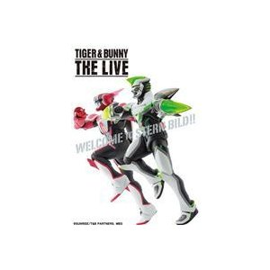 TIGER & BUNNY THE LIVE [DVD]|starclub