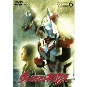 ウルトラマンネクサス Volume 6 [DVD]|starclub