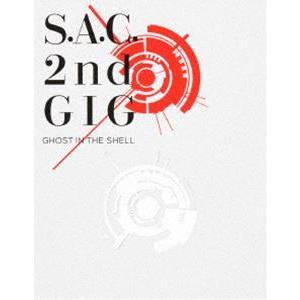 攻殻機動隊 S.A.C. 2nd GIG Blu-ray Disc BOX:SPECIAL EDITION 特装限定版 [Blu-ray]|starclub