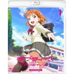 ラブライブ!サンシャイン!! 2nd Season 1【通常版】 [Blu-ray]|starclub