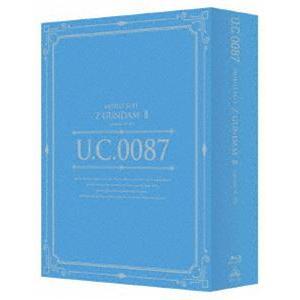 U.C.ガンダムBlu-rayライブラリーズ 機動戦士Zガンダム II [Blu-ray]|starclub