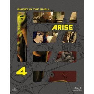 攻殻機動隊ARISE 4 [Blu-ray]|starclub